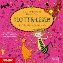 Alice Pantermüller: Mein Lotta-Leben 10. Der Schuh des Känguru, CD