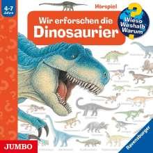 Angela Weinhold: Wieso? Weshalb? Warum? Wir erforschen die Dinosaurier, CD