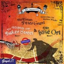 Ben Aaronovitch: Ihr Einsatz, Peter Grant, 6 CDs