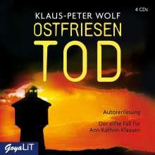 Klaus-Peter Wolf: Ostfriesentod, 4 CDs