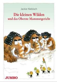Jackie Niebisch: Die kleinen Wilden und das Oberste Mammutgericht, Buch