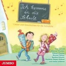 Werner Färber: Ich komme in die Schule, CD