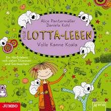 Alice Pantermüller: Mein Lotta-Leben- Volle Kanne Koala, CD