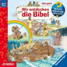 Andrea Erne: Wieso? Weshalb? Warum? Wir entdecken die Bibel, CD