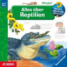 Patricia Mennen: Wieso? Weshalb? Warum? Alles über Reptilien, CD