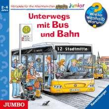 Andrea Erne: Wieso? Weshalb? Warum? junior. Unterwegs mit Bus und Bahn, CD