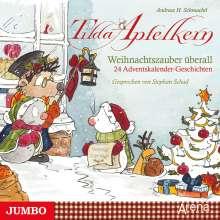 Andreas H. Schmachtl: Tilda Apfelkern. Weihnachtszauber überall, CD
