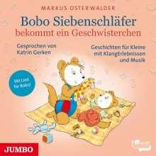 Bobo Siebenschläfer bekommt ein Geschwisterchen, CD