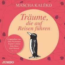 Mascha Kaléko: Träume, die auf Reisen führen, CD