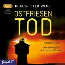 Klaus-Peter Wolf: Ostfriesentod (MP3), 2 CDs