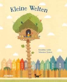 Géraldine Collet: Kleine Welten, Buch