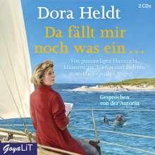 Dora Heldt: Da fällt mir noch was ein..., 2 CDs