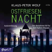 Klaus-Peter Wolf: Ostfriesennacht, 5 CDs