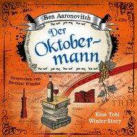 Ben Aaronovitch: Der Oktobermann, 4 CDs