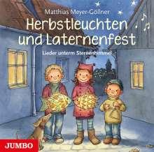Herbstleuchten und Laternenfest, CD