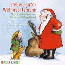 Ulrich Maske: Lieber, guter Weihnachtsmann, CD