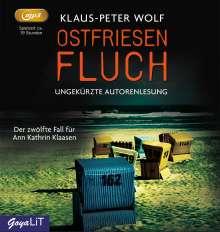 Klaus-Peter Wolf: Ostfriesenfluch, 2 CDs