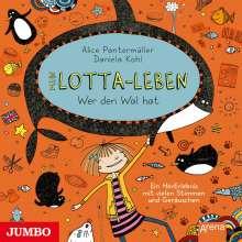 Alice Pantermüller: Mein Lotta-Leben 15. Wer den Wal hat, CD