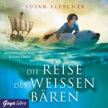 Susan Fletcher: Die Reise des weißen Bären, 3 CDs