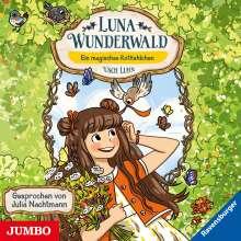 Usch Luhn: Luna Wunderwald 04. Ein magisches Rotkehlchen, CD