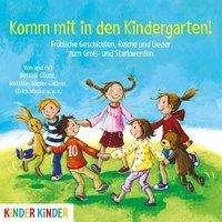 Bettina Göschl: Komm mit in den Kindergarten, CD