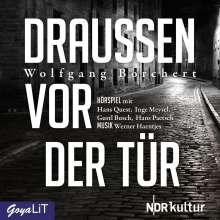 Wolfgang Borchert: Draussen vor der Tür, CD