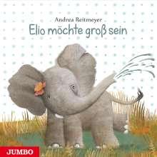 Andrea Reitmeyer: Elio möchte groß sein, Buch