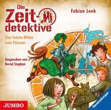 Fabian Lenk: Die Zeitdetektive 41. Der letzte Ritter von Füssen, CD