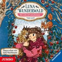 Usch Luhn: Luna Wunderwald. Ein Luchs mit Liebeskummer [5], CD