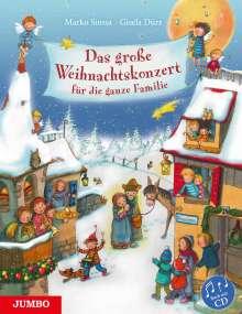 Marko Simsa: Das große Weihnachtskonzert für die ganze Familie, Buch
