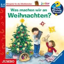 Andrea Erne: Wieso? Weshalb? Warum? junior. Was machen wir an Weihnachten?, CD