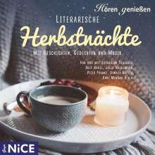 Rainer Maria Rilke: Literarische Herbstnächte, CD
