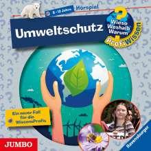 Dela Kienle: Wieso? Weshalb? Warum? ProfiWissen. Umweltschutz, CD