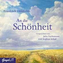 Friedrich Hölderlin: An die Schönheit, CD