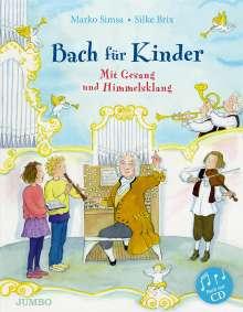 Marko Simsa: Bach für Kinder, Buch