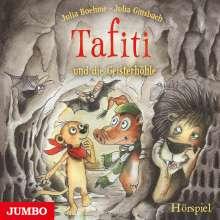 Julia Boehme: Tafiti und die Geisterhöhle, CD