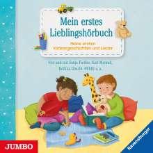 Sonja Fiedler: Mein erstes Lieblingshörbuch, CD