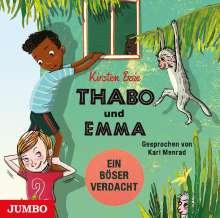 Kirsten Boie: Thabo und Emma (02) Ein böser Verdacht, CD