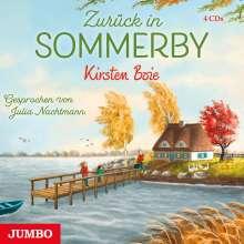 Kirsten Boie: Zurück in Sommerby, 4 CDs