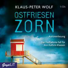 Klaus-Peter Wolf: Ostfriesenzorn, 4 CDs