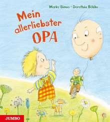Marko Simsa: Mein allerliebster Opa, Buch