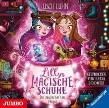 Usch Luhn: Lillys magische Schuhe (03) Die zauberhaften Flügel, CD