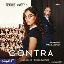 Sönke Wortmann: Contra. Das Original-Hörspiel zum Film, CD