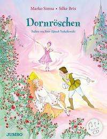 Marko Simsa: Dornröschen, Buch