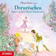 Marko Simsa: Dornröschen, CD