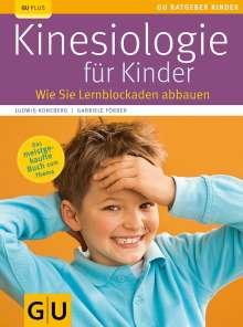 Ludwig Koneberg: Kinesiologie für Kinder, Buch