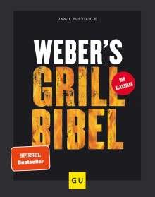 Jamie Purviance: Weber's Grillbibel, Buch