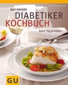 Friedrich Bohlmann: Das große Diabetiker-Kochbuch, Buch