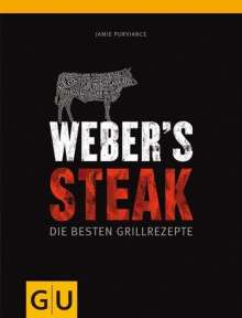 Jamie Purviance: Weber's Steak, Buch