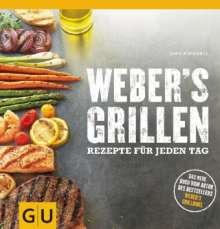 Jamie Purviance: Weber's Grillen, Buch